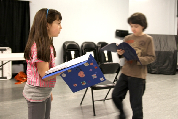 Photo Flash: Off-Broadway's PIPPI LONGSTOCKING Musical in Rehearsals