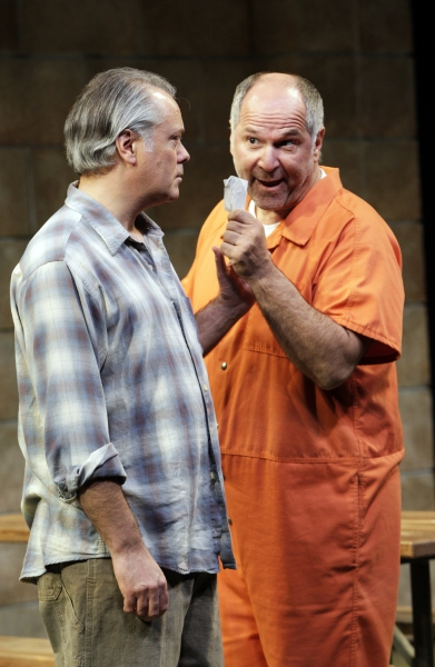 Matthew Arkin and John Kapelos Photo