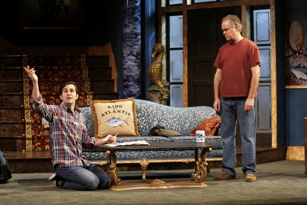 Photo Flash: South Coast Repertory Presents THE PRINCE OF ATLANTIS