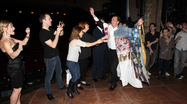 Photo Coverage Exclusive: EVITA's Gypsy Robe Ceremony