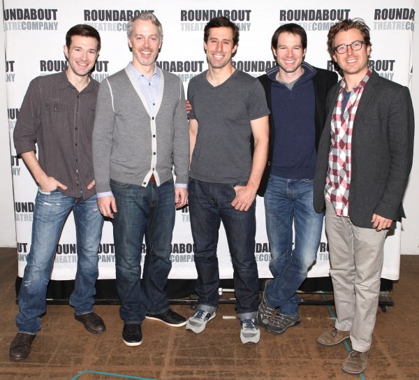 Photo Flash: Meet the Cast of THE COMMON PURSUIT!