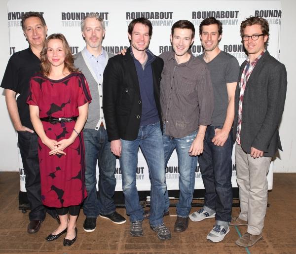 Photo Flash: Meet the Cast of THE COMMON PURSUIT!