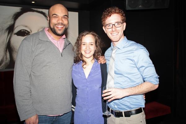 David Ryan Smith, Natalie Smith, Grant Olding Photo