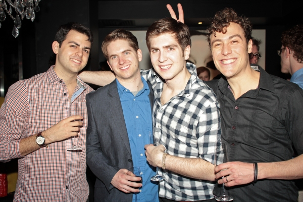 Jacob Colin Cohen, Austin Moorhead, Charlie Rosen, Jason Rabinowitz