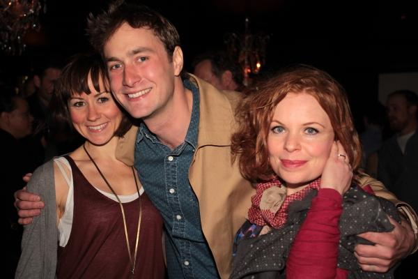 Sarah Manton, Chris Oliver, Suzie Toase