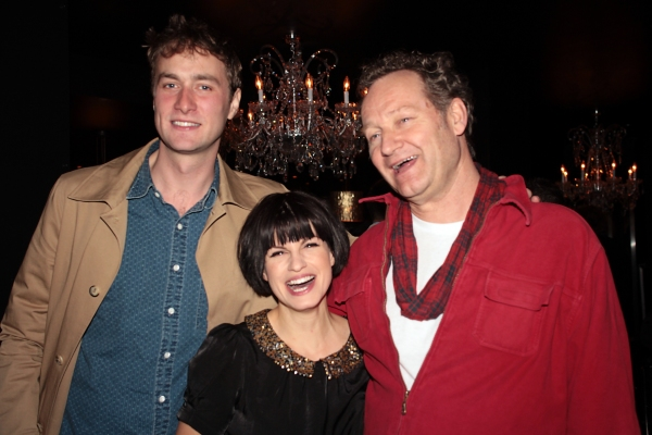 Chris Oliver, Jemima Rooper, Richard Bean