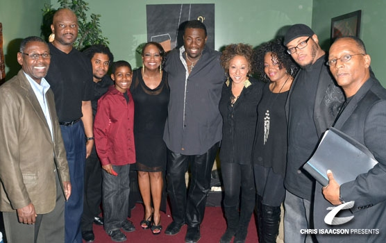 Breton Washington, Earl R. Johnson, David Cowan, William Washington, Yvette Cason, Will Wheaton, Valerie Pinkston, Lynne Fiddmont, W. Timothy Bailey, Jr., David Scott - Upright Cabaret at Catalina Jazz Club