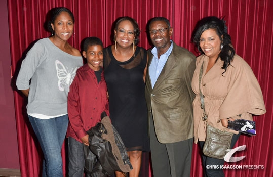 Nita Whitaker, William Washington, Yvette Cason, Breton Washington and Sylvia MacCalla - Upright Cabaret at Catalina Jazz Club