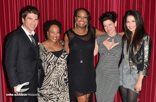 Robert Tom, Carla Renata, Yvette Cason, Karissa Noel and Arielle Jacobs -  Upright Cabaret at Catalina Jazz Club