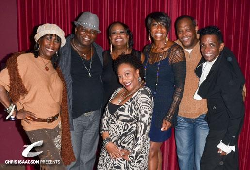 Kiki Shepard, Harrison White, Yvette Cason, Carla Renata and friends - Upright Cabare Photo