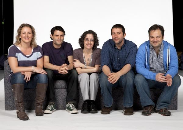 Mandy Moore, Gaby Alter, Michelle Tattenbaum, Itamar Moses and Vadim Feichtner