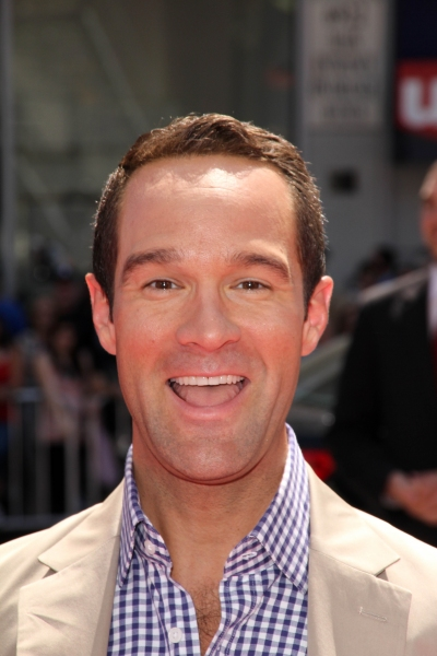 Photo Flash: Sean Hayes, Chris Diamantopoulos & More at THE THREE STOOGES Premiere