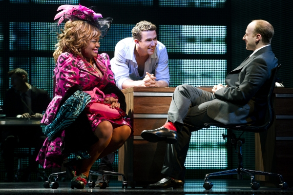 Photo Flash: First Look at GHOST THE MUSICAL on Broadway!