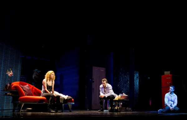 Photo Flash Bonus: Even More Pictures from GHOST on Broadway!