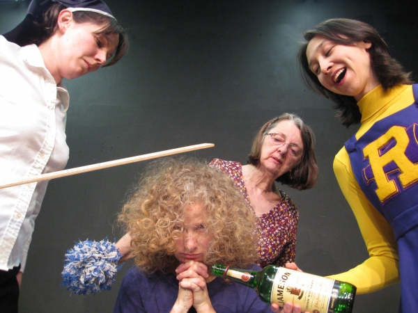 Beth Chasse, MK Spain, Kathy Hooke, and Amanda Painter