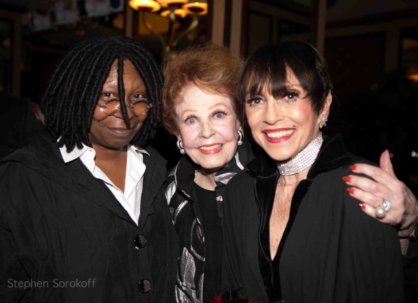 Photo Coverage: Whoopi Goldberg et al. Attend Liliane Montevecchi at Feinstein's at Loews Regency