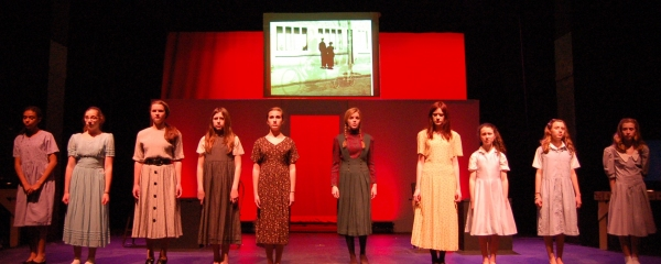Photo Flash: First Look at Un-Common Theatre's AND THEN THEY CAME FOR ME, Foxborough
