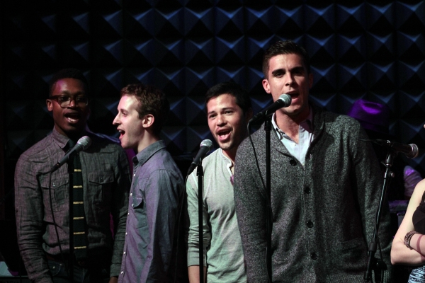Photo Coverage Exclusive: LYSISTRATA JONES Cast Sings Album Release Concert at Joe's Pub!