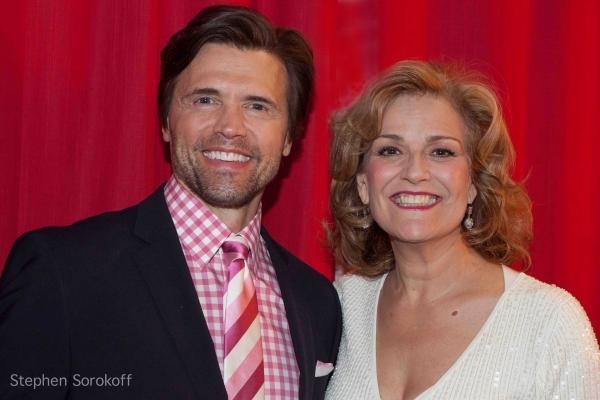 Brent Barrett, Karen Mason