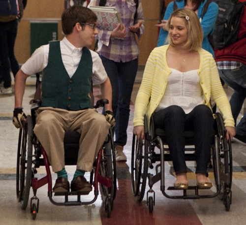 SOUND OFF: GLEE's Big Brother
