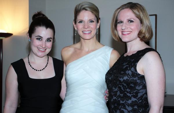 Lauren Worsham, Kelli O'Hara, Amy Justman
