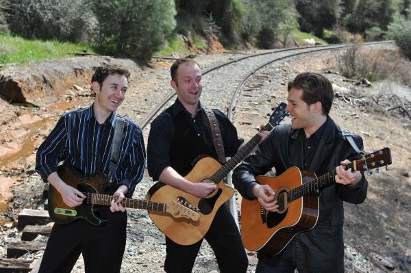 Mike Rosengarten, Sean Riley, David Elkins Photo