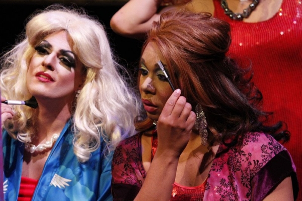 Photo Flash: First Look at DECONSTRUCTION OF A DRAG QUEEN + Opening Night Party!