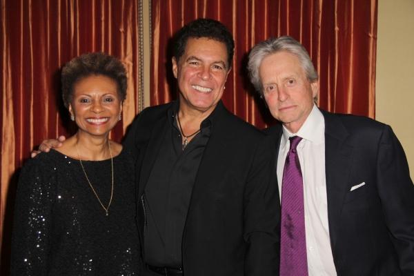 Photos: Clint Holmes Cabaret Opening Night