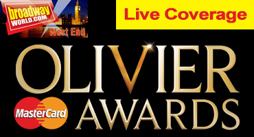 OLIVIERS 2012: All the Winners! MATILDA, ANNA CHRISTIE, Sheridan Smith Pick Up Awards!