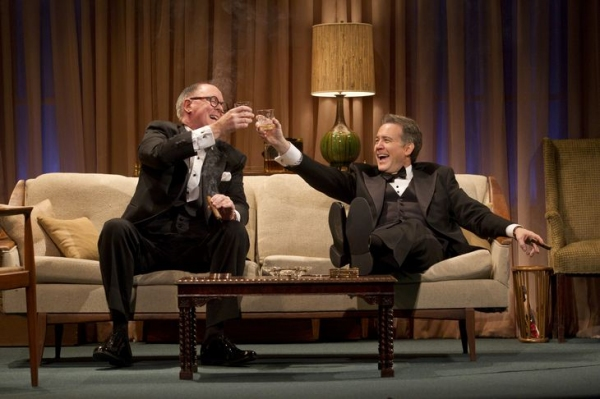 BWW Flashback: THE COLUMNIST Plays Final Show on Broadway