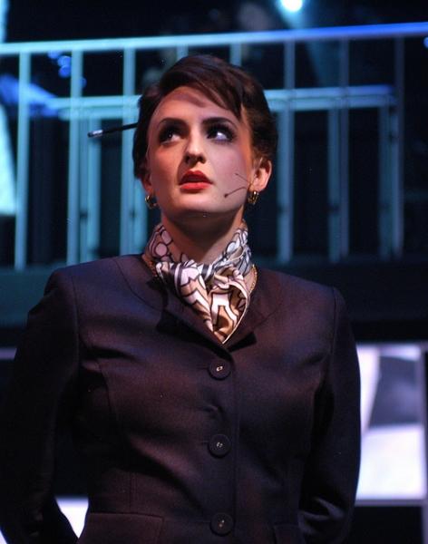Lisa Karlin as Florence Vassy