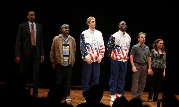 Robert Manning Jr., Francois Battiste, Tug Coker, Kevin Daniels, Deirdre O'Connell &  Photo