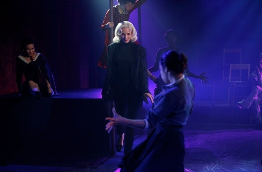 Photo Flash: First Look - Uma Thurman as 'Marilyn' on SMASH