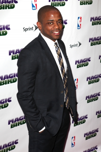 Dule Hill  at MAGIC/BIRD Starry Theatre Arrivals