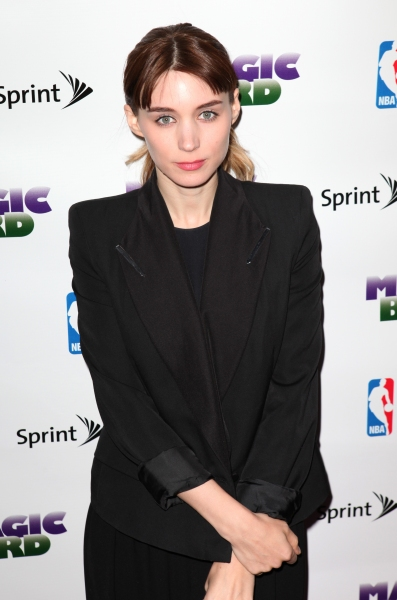 Rooney Mara at MAGIC/BIRD Starry Theatre Arrivals