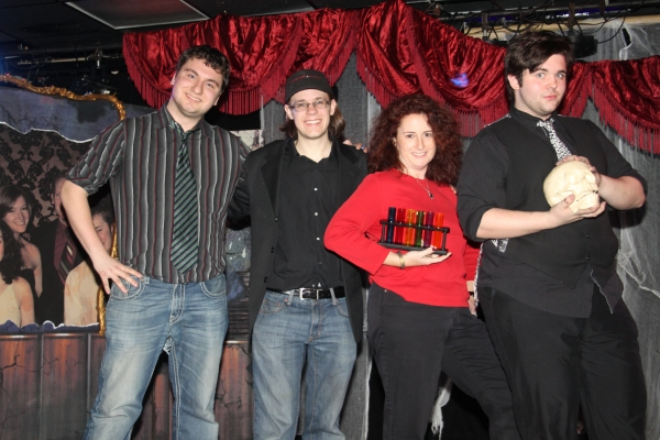 Photo Coverage: Meet the Cast of THE DEATHLY ONES