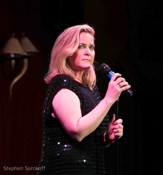 Photo Coverage: Patrick Page, Morgan James & More in BROADWAY BALLYHOO!