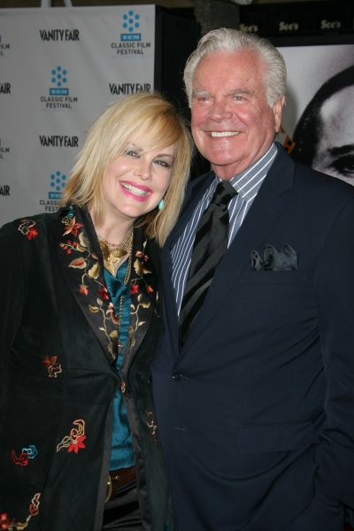 Katie Wagner and Robert Wagner