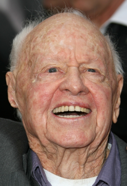 Mickey Rooney at Liza Minnelli & Co. At The CABARET 40th Anniversary Screening
