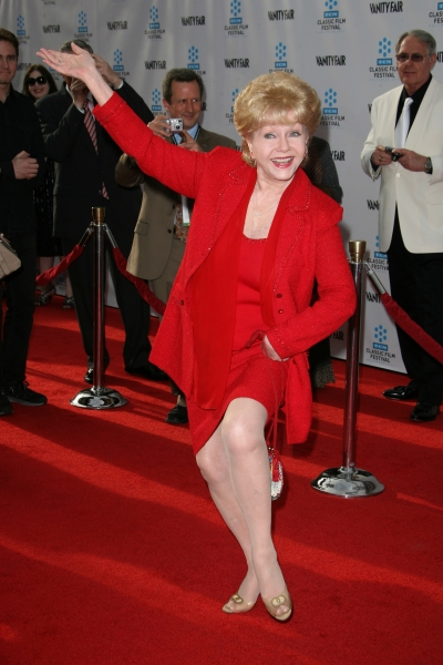 Debbie Reynolds at Liza Minnelli & Co. At The CABARET 40th Anniversary Screening