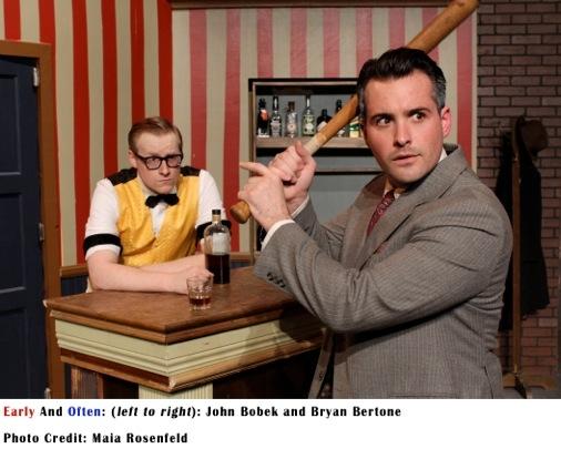John Bobek and Bryan Bertone Photo