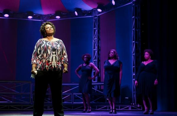 Photo Flash: Say Hallelujah! First LEAP OF FAITH Production Shots!