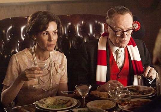 Embeth Davidtz & Jared Harris