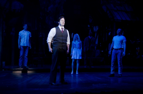 Photo Flash: Check Out Stephen King & John Mellencamp's GHOST BROTHERS OF DARKLAND COUNTY - Justin Guarini & More!