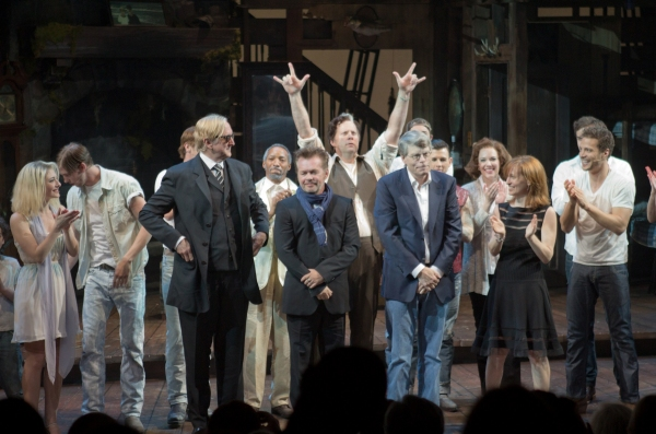 Photos: Check Out Stephen King & John Mellencamp's GHOST BROTHERS OF DARKLAND COUNTY - Justin Guarini & More!
