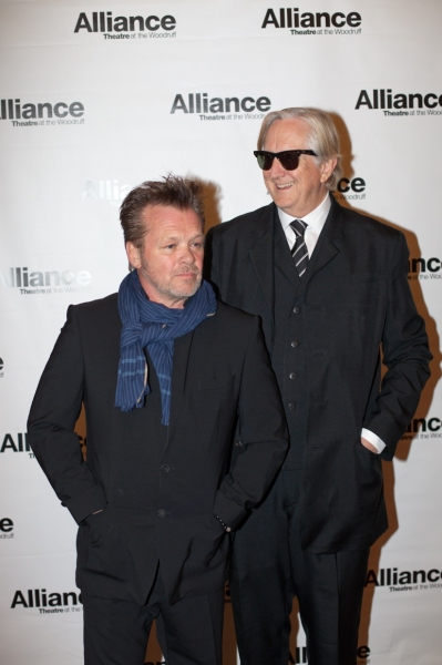 John Mellencamp and T Bone Burnett