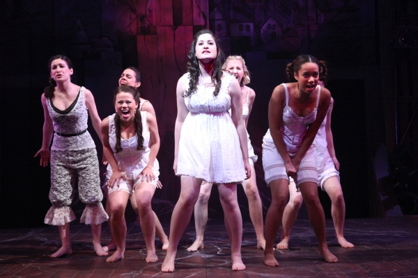 Photo Flash: Connecticut Repertory Theatre Presents SPRING AWAKENING