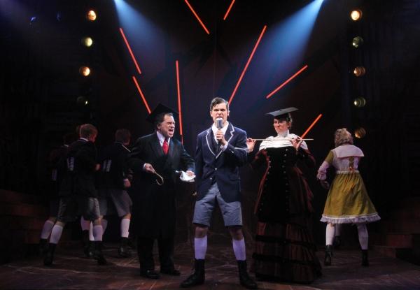 Photo Flash: Connecticut Repertory Theatre Presents SPRING AWAKENING