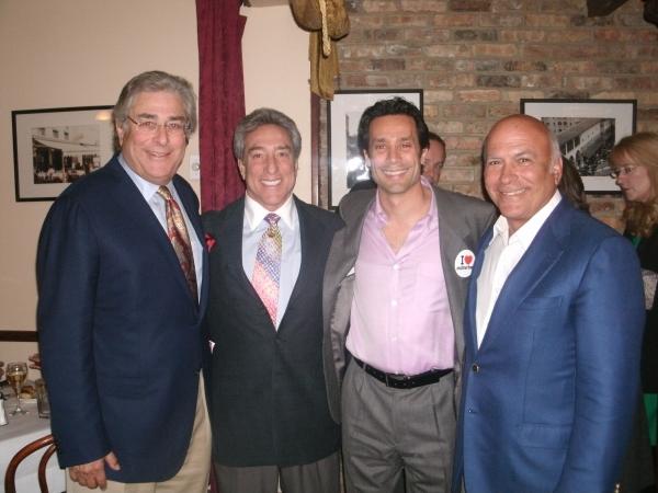 David Beckerman, Kenneth Greenblatt, Seth Greenleaf, Marc Goldman Photo