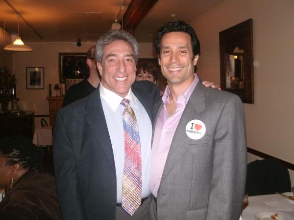 Kenneth Greenblatt, Seth Greenleaf Photo